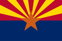 Search Craigslist Arizona - State Flag
