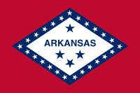 Search Craigslist Arkansas - State Flag