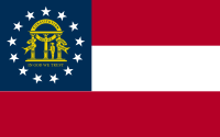 Search Craigslist Georgia - State Flag