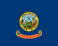 Search Craigslist Idaho - State Flag