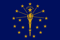 Search Craigslist Indiana - State Flag