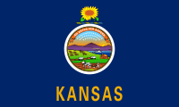 Search Craigslist Kansas - State Flag