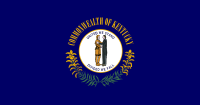 Search Craigslist Kentucky - State Flag