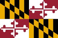 Search Craigslist Maryland - State Flag