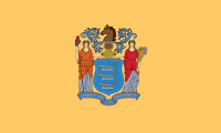 Search Craigslist New Jersey - State Flag