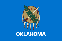 Search Craigslist Oklahoma - State Flag
