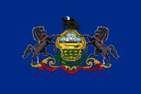 Search Craigslist Pennsylvania - State Flag