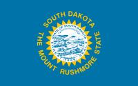 Search Craigslist South Dakota - State Flag