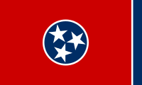 Search Craigslist Tennessee - State Flag