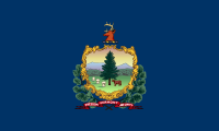 Search Craigslist Vermont - State Flag