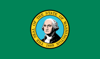 Search Craigslist Washington - State Flag