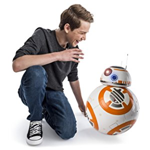 BB-8 Fully Interactive Droid 17.8 Tall