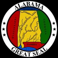 Craigslist Alabama - State Seal