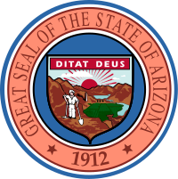 Craigslist Arizona - State Seal