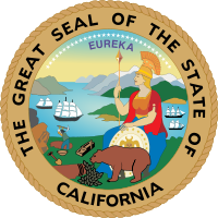Craigslist California - State Seal