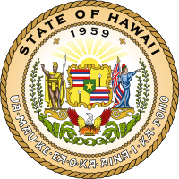 Craigslist Hawaii - State Seal