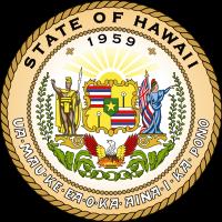 Craigslist Hawaii - State Seal