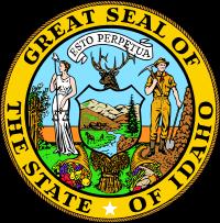 Craigslist Idaho - State Seal