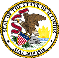 Craigslist Illinois - State Seal
