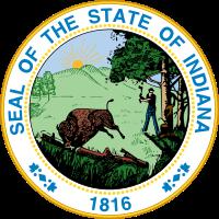 Craigslist Indiana - State Seal