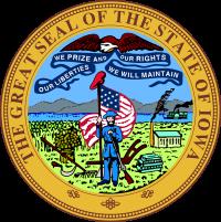 Craigslist Iowa - State Seal