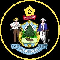 Craigslist Maine - State Seal