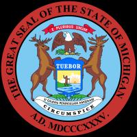 Craigslist Michigan - State Seal