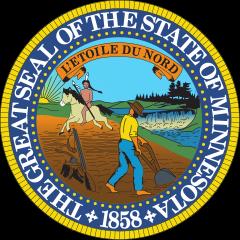 Craigslist Minnesota - State Seal