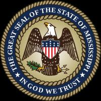 Craigslist Mississippi - State Seal