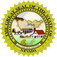 Craigslist Nevada - State Seal
