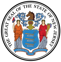 Craigslist New Jersey - State Seal