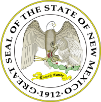 Craigslist New Mexico - State Seal