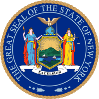 Craigslist New York - State Seal