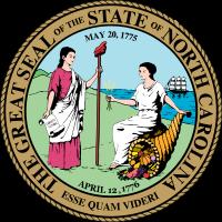 Craigslist North Carolina - State Seal