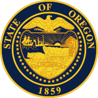 Craigslist Oregon - State Seal