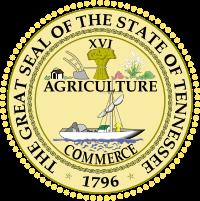Craigslist Tennessee - State Seal