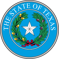 Craigslist Texas - State Seal