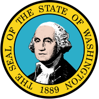 Craigslist Washington - State Seal