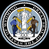 Craigslist Wyoming - State Seal